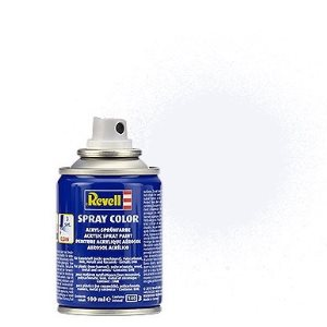 Revell Spray Color White Matt 100ml
