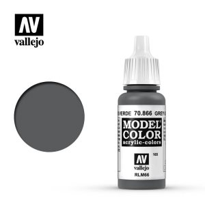Vallejo Model Color Acrylic Grey Green 17ml