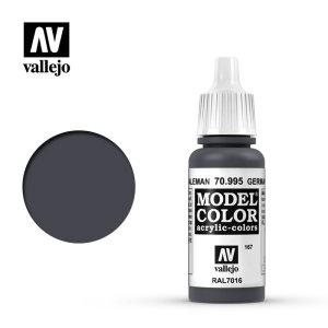 Vallejo Model Color Acrylic German Grey 17ml