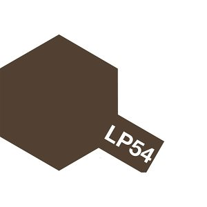 Tamiya LP-54 Flat Dark Iron 10ml Lacquer Paint
