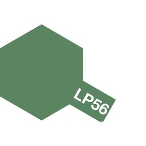 Tamiya LP-56 Flat Dark Green 2 10ml Lacquer Paint