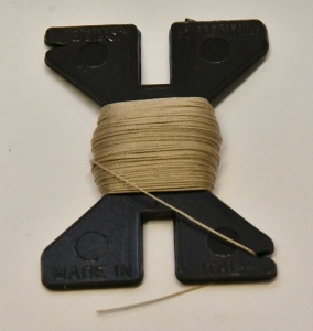 Mantua 34380 Rigging Thread Hemp 1.00mmx10mtr- Model Boat Fittings