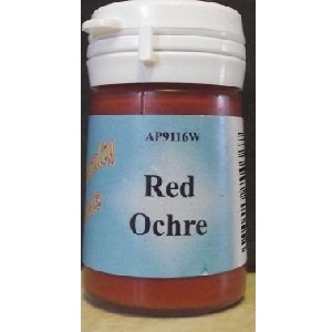 AP9116W Red Ochre 18ml