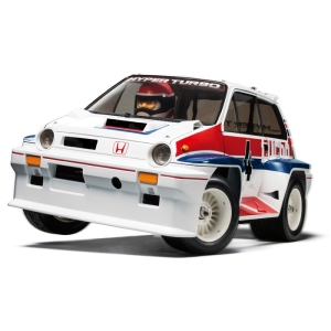 Tamiya Willy's Wheeler Honda City Turbo (WR-02C)