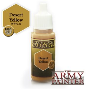The Army Painter Desert Yellow 18ml