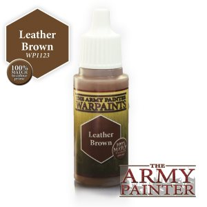 The Army Painter Leather Brown 18ml