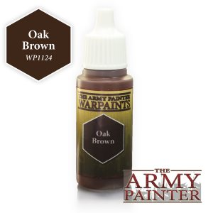 The Army Painter Oak Brown 18ml