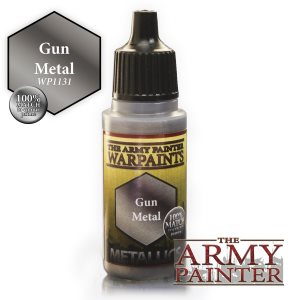 The Army Painter Gun Metal 18ml