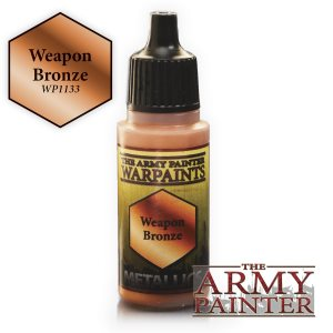 The Army Painter Weapon Bronze 18ml