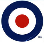 RAF Roundels Type D 1970s Onwards - Decal Multipack